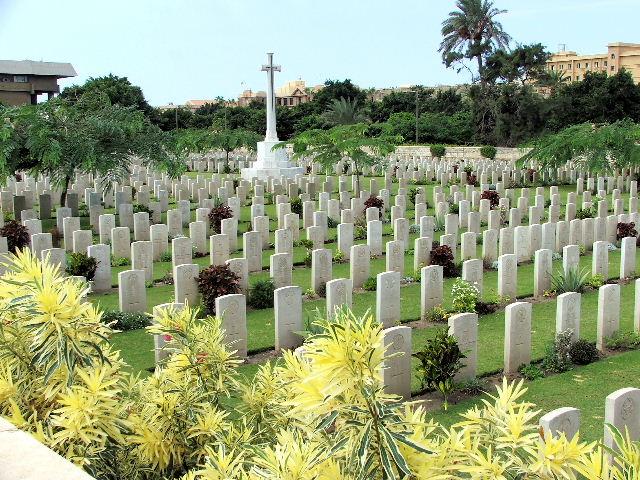 ALEXANDRIA (HADRA) WAR MEMORIAL CEMETERY