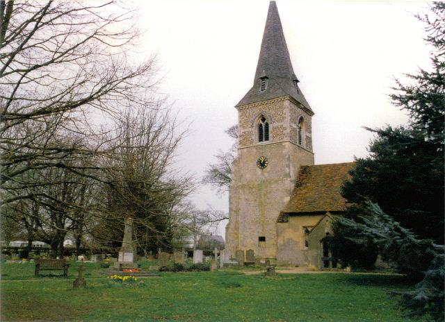 DATCHWORTH (ALL SAINTS) CHURCHYARD