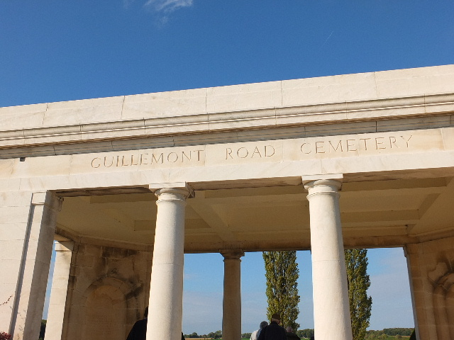 GUILLEMONT ROAD CEMETERY, GUILLEMONT