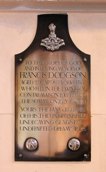 Francis Dodgson