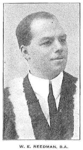 William Edward Reedman