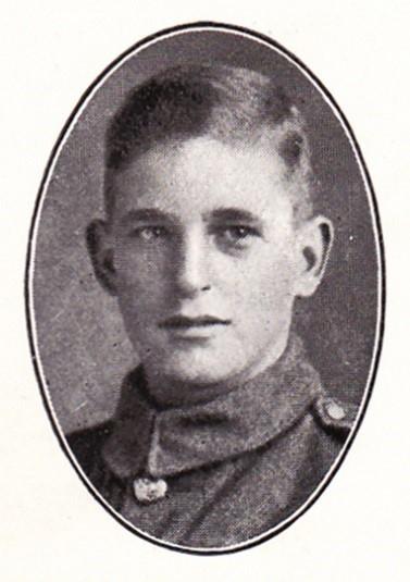 Cyril Sidney Merralls Vale