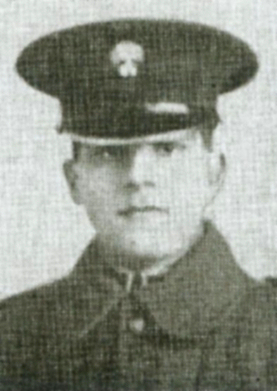 William Alfred Chapman (DCM)
