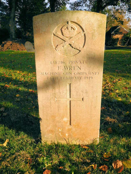 Ernest Wren