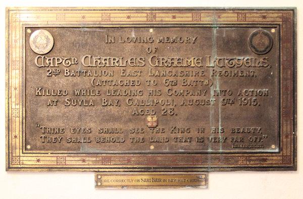 Charles Graeme Lutyens