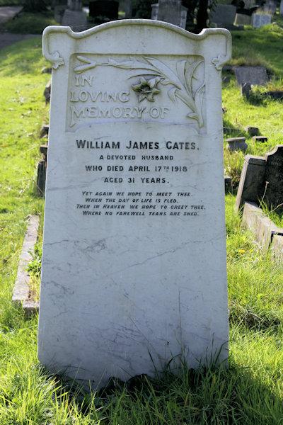 William James Gates