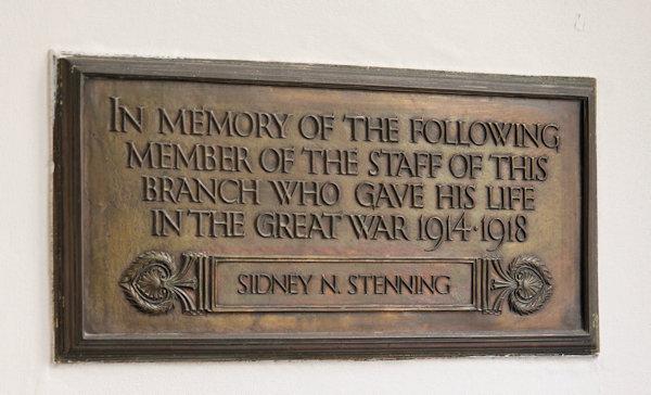 Sidney Nelson Stenning