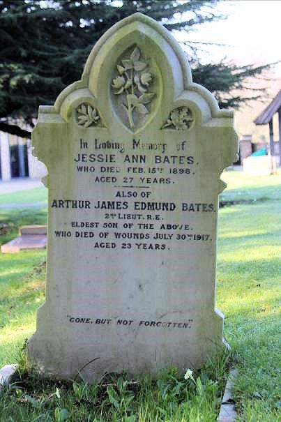 Arthur James Edmund Bates