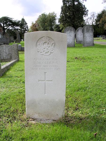 Edward Manning Oldring
