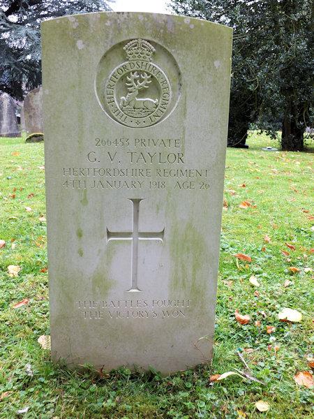 George Victor Taylor