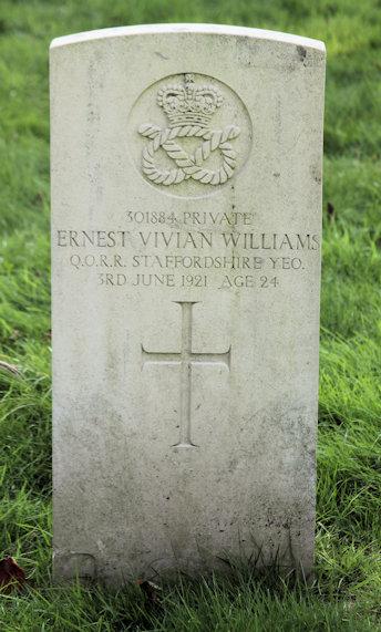 Ernest Vivian Williams