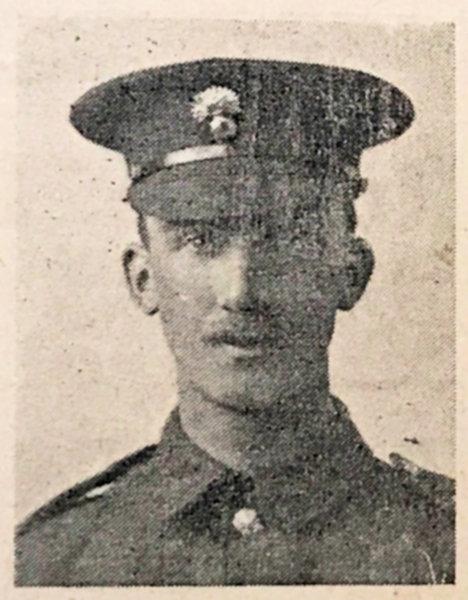 Hubert John Oldring