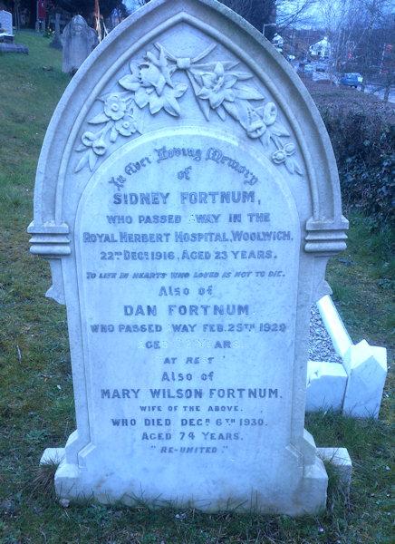Sidney Fortnum