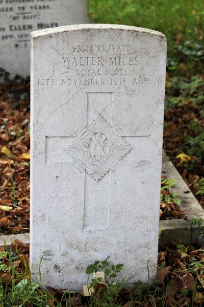 Walter Miles