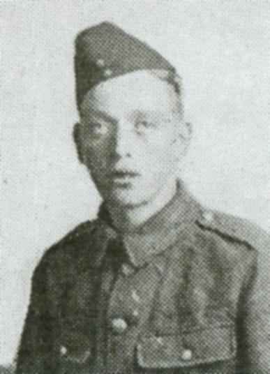 Alfred Coxall