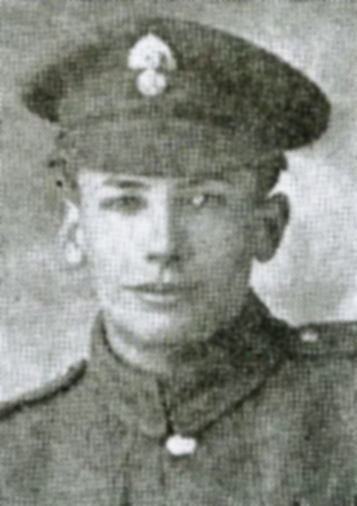 Harold Frank Newman